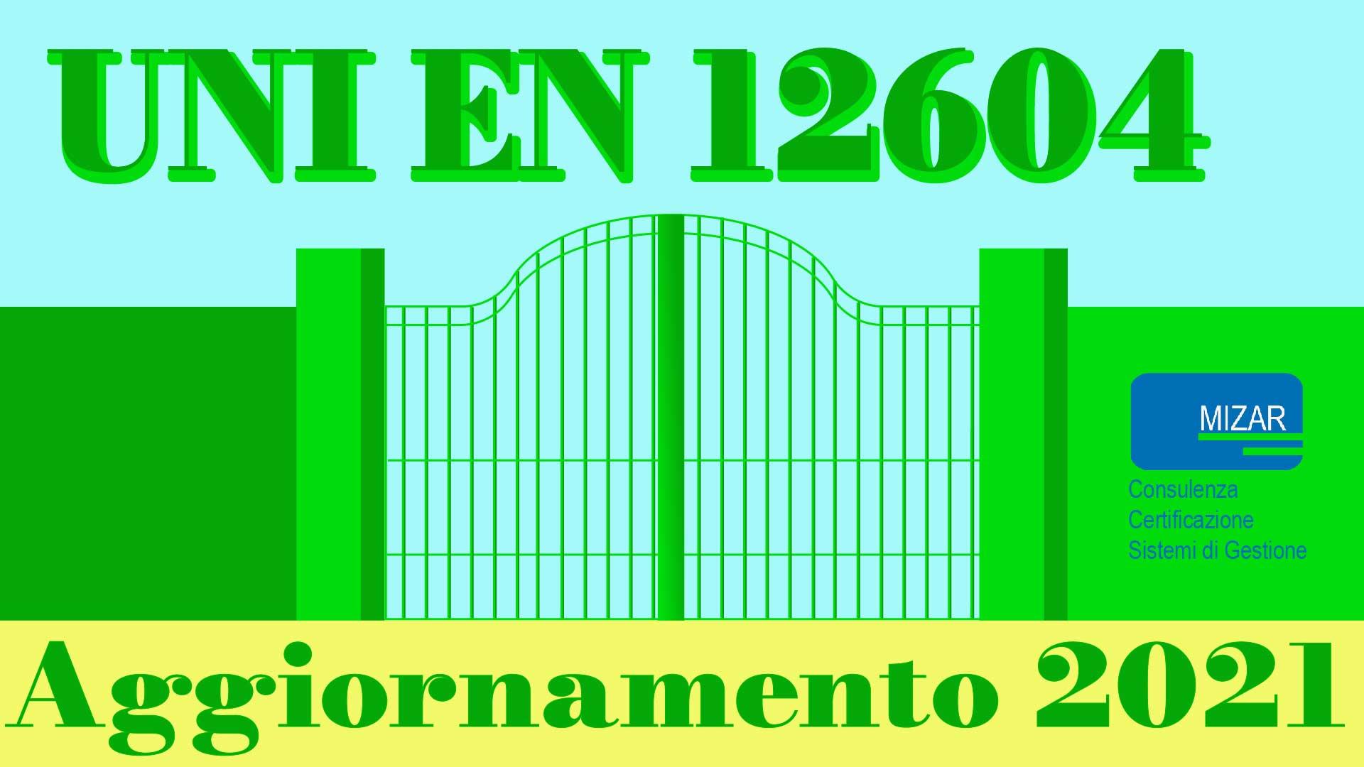 UNI EN 12604:2021